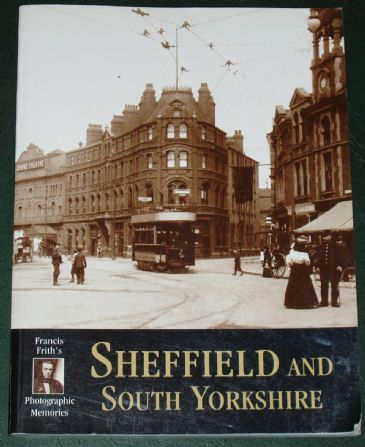 Sheffield and South Yorkshire, by Clive Hardy